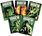 The Incredible Hulk TV Series