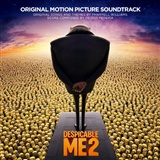 Pharrell Williams: Despicable Me 2 sound track