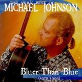 Michael Johnson: Bluer than Blue