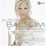 Alison Balsom: Haydn Trumpet Concerto