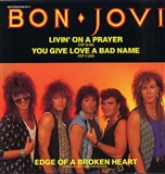 Bon jovi: livin' on prayer
