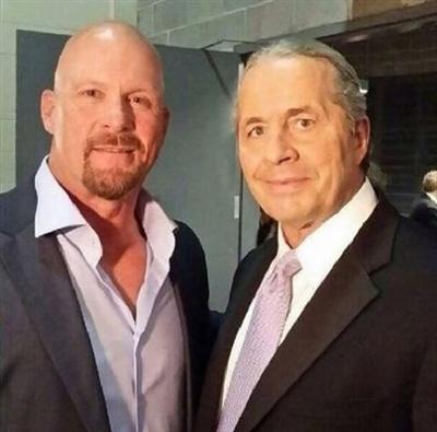 Bret & Steve !!