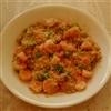 No-Prep Quinoa Shrimp with Peas