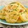 Potato Au Gratin(french oh grah ton) Slowcooked