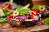 The Vegetarian Dinner Date