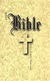 the holly bible: god
