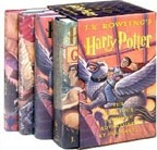 The Harry Potter Series J K Rowling