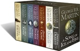 A Game of Thrones (books 1 to 7): George R.R Martin