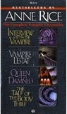 THE VAMPIRE CHRONICLES ANNE RICE