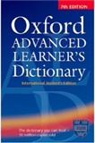 Oxford Advanced Learners Dictionary: Oxford Press