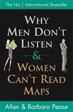 Why Men Dont Listen Women Cant Read Maps Allan Barbara Pease