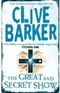 The Great Seret Show Clive Barker Book