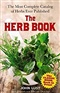 The Herb Book John Lust Book