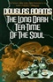 The Long Dark Tea Time of the soul Douglas Adams Book