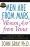 Men Are from Mars Women Are from Venus The Classic Guide to Understanding the Opposite Sex John Gray