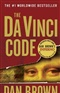 The Davinci code Dan Brown Book