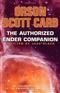 Authorized Ender Companion Jake Black Book