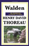 Walden Or Life in the Woods Henry David Thoreau Book