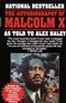 Autobioghaphy Of Malcolm X Malcolm X As Told By Alex Haley Book