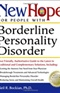 New Hope for People with Borderline Personality Disorder Neil R Bockian Ph D Book