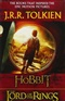 The Hobbit and The Lord of the Rings Trilogy J R R Tolkien Book