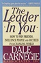 the leader in you Dale carnegie Book