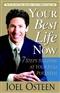 Your Best Lfe Now Joel Osteen Book