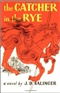 The Catcher in the Rye J D Salinger Book