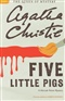Five Little Pigs Agatha Christie Book