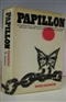 Papillion Henri Cherriere Book
