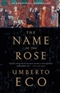 The Name of the Rose Umberto Eco Book