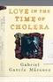 Love in the time of Cholera Gabriel Garcia Marquez Book