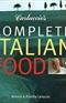Complete italian food Antonio carluccio Book