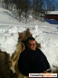 Sunbathing in the Costa Del Arctic Circle