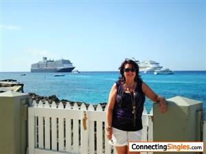Enjoying the Carribean in 2011
