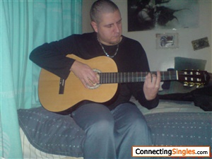 Just me and my guitar