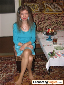 This is birthday photo,which was taking during Christmas time
