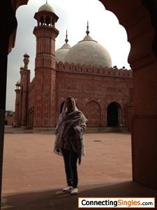 My visit to the Badshahi Mosque 2013