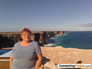 Bunda Cliffs Nullarbor