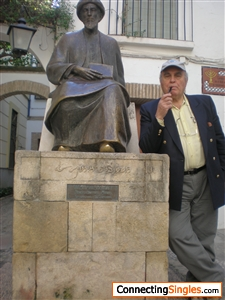 Cordoba,with Maimonides,April 2014