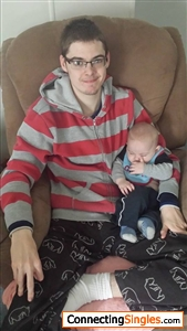 This is me with my fourth nephew