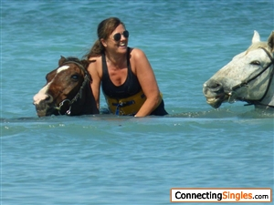 horse riding in Jamaica