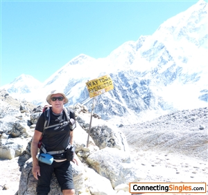 On my way to Everest Base Camp Sept 2015