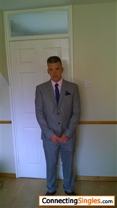 Me going to a wedding