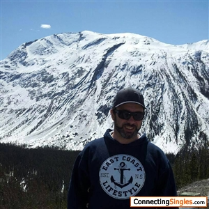 me at the rocky mountains in alberta canada