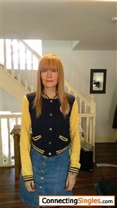 Blonde again