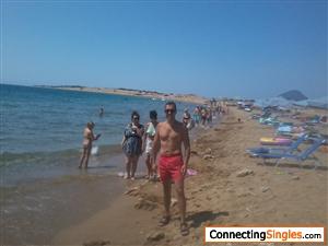 Summer 2015,St.George's beach-Corfu island