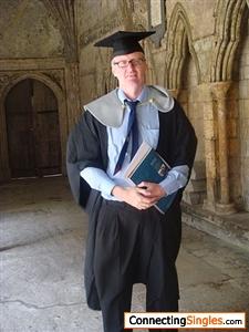BA graduation 2010