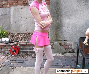 Sissybarbieboy Crossdresser From Dublin