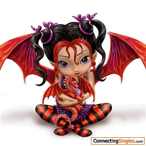 This is like me cause Im cute but devilish too lol